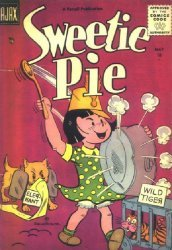 Ajax-Farrell's Sweetie Pie Issue # 2