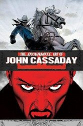 Dynamic Forces's The Dynamite Art of John Cassaday Hard Cover # 1