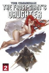 Ablaze Media's Cimmerian: Frost-Giant's Daughter Issue # 2