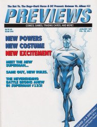 Diamond Comics Distribution's Previews Issue # 100