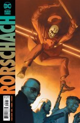 DC Black Label's Rorschach Issue # 7b