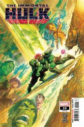Marvel Comics's Immortal Hulk  Issue # 39