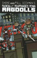 Kevin Eastman Studios's Radically Rearranged Ronin Ragdolls Issue # 1kickstarter-a