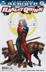 DC Comics's Harley Quinn Issue # 32b