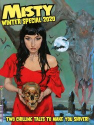Rebellion's Misty: Winter Special 2020 Issue # 1