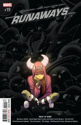 Marvel Comics's Runaways Issue # 19