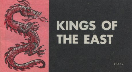 Chick Publications's Kings of the East Issue nn