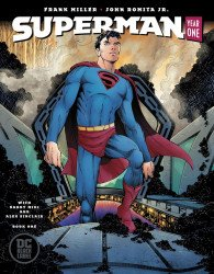 Black Label's Superman: Year One Issue # 1