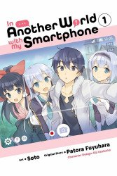 Yen Press's   In Another World With My Smartphone Soft Cover # 1