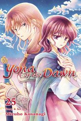 Viz Media's Yona of the Dawn Soft Cover # 25