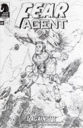Dark Horse Comics's Fear Agent Issue # 22b