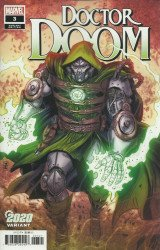 Marvel Comics's Doctor Doom Issue # 3b