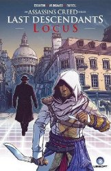 Titan Comics's Assassin's Creed: Locus TPB # 1