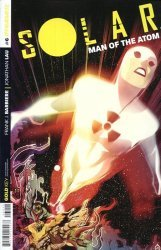 Dynamite Entertainment's Solar, Man of the Atom Issue # 6