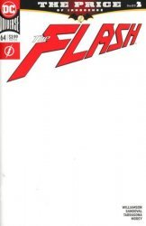 DC Comics's The Flash Issue # 64c