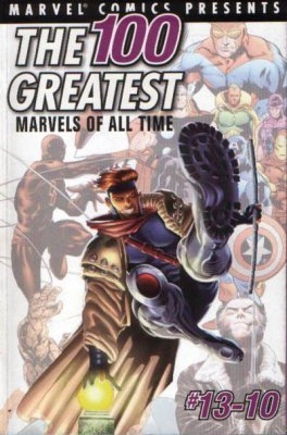 Best marvel comic books of all time