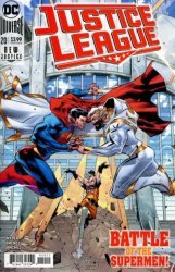 DC Comics's Justice League Issue # 20
