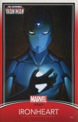 Marvel Comics's The Invincible Iron Man Issue # 593d