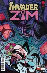 Oni Press's Invader Zim Issue # 49
