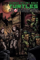 IDW Publishing's Teenage Mutant Ninja Turtles/Ghostbusters Issue # 1ri