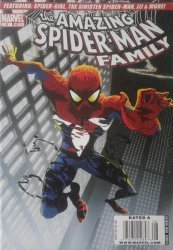 Marvel Comics's The Amazing Spider-Man Family Issue # 8b