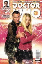 Titan Comics's Doctor Who: 9th Doctor Issue # 6b