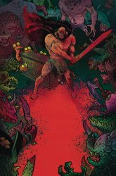 Image Comics's Rumble Issue # 7e