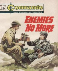 D.C. Thomson & Co.'s Commando: War Stories in Pictures Issue # 1309