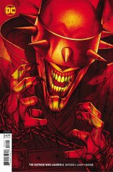 DC Comics's Batman Who Laughs Issue # 6b