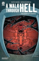 AfterShock Comics's A Walk Through Hell Hard Cover # 1
