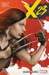 Marvel Comics's X-23 TPB # 1
