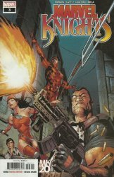Marvel Comics's Marvel Knights 20th Issue # 3