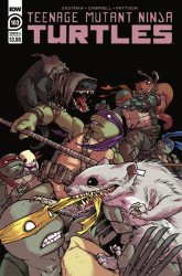 IDW Publishing's Teenage Mutant Ninja Turtles Issue # 103
