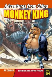 JR Comics's Adventures from China: Monkey King Issue # 4