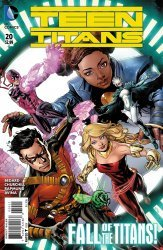 DC Comics's Teen Titans Issue # 20