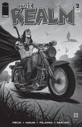 Image Comics's The Realm Issue # 2d
