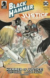 Dark Horse Comics's Black Hammer / Justice League: Hammer of Justice Issue # 5b