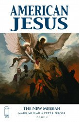 Image Comics's American Jesus: The New Messiah Issue # 2