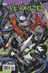 Marvel Comics's Venomized Issue # 4c