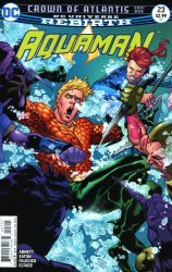 DC Comics's Aquaman Issue # 23