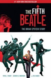 Dark Horse's Fifth Beatle: The Brian Epstein Story TPB # 1