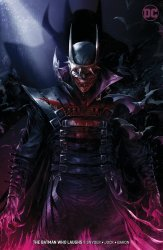 DC Comics's Batman Who Laughs Issue # 1frankies-b