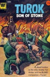 Gold Key's Turok, Son of Stone Issue # 90whitman