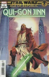Marvel Comics's Star Wars: Age Of Republic - Qui-Gon Jinn Issue # 1b