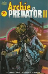 Archie Comics Group's Archie vs Predator 2 Issue # 2
