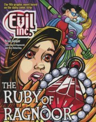 Toonhound Studios's Evil Inc: Annual Report TPB # 9