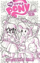 IDW Publishing's My Little Pony: Friendship is Magic Annual # 2013f