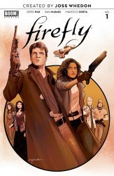 BOOM! Studios's Firefly Issue # 1