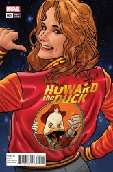 Marvel's Howard the Duck Issue # 9b