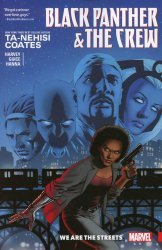 Marvel Comics's Black Panther and The Crew TPB # 1